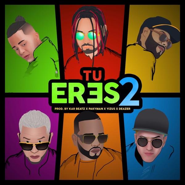 Tu Eres 2 (feat. Lyan, Sou & Casper Magico) - Single