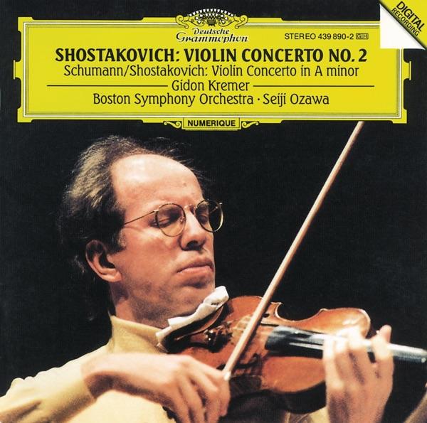 Shostakovich: Violin Concerto No.2, Schumann, Shostakovich: Violin Concerto in A minor