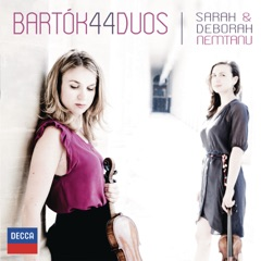 """44 Duos for Two Violins, Sz. 98: 44. """"Erdélyi"""" Tánz"""