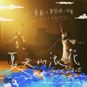 家家 - 夏天的浪花 (feat.龔鈺祺) [feat. 龔鈺祺]