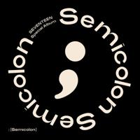 SEVENTEEN - ; (Semicolon) - EP artwork