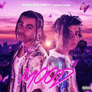 Mood (feat. iann dior) - 24kGoldn