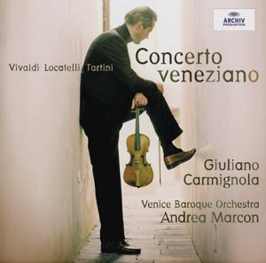 Andrea Marcon, Giuliano Carmignola & Venice Baroque Orchestra - Concerto Veneziano
