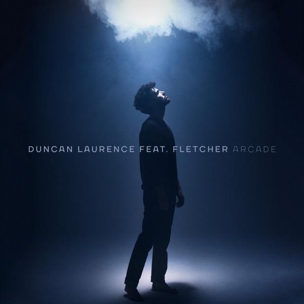 Duncan Laurence  -  Arcade diffusé sur Digital 2 Radio