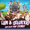 DJ Maurice - Lam & Gelukkig (Paniek In De Tent Remix) [feat. Coen und Sander Fest Allstars] kunstwerk
