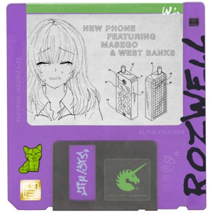 Rozwell - New Phone feat. Masego & West Banks