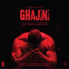 Ghajini (Original Motion Picture Soundtrack)