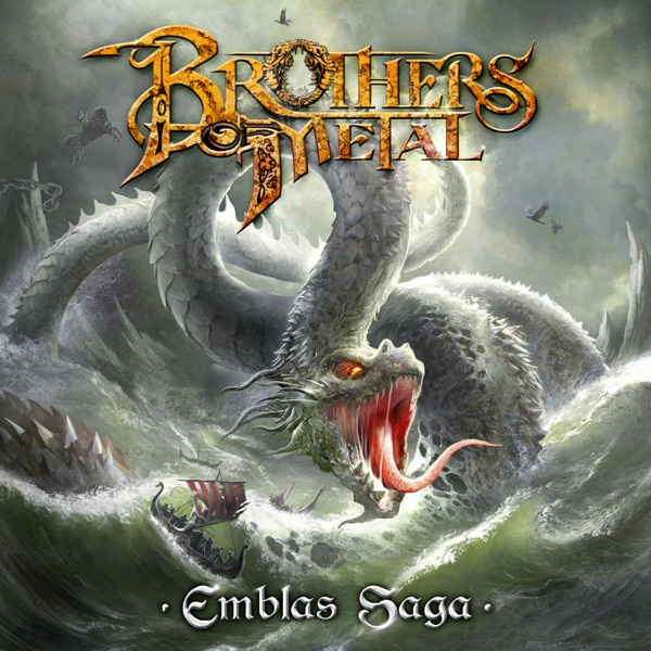 Brothers of Metal mit Powersnake
