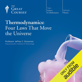 Thermodynamics: Four Laws That Move the Universe (Original Recording) audiobook