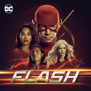 The Flash, Saison 6 (VF) - DC COMICS, France - Episode 7