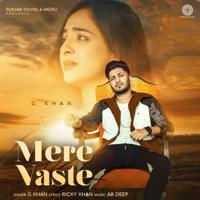 G. Khan - Mere Vaste - Single artwork