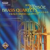 Ewald Rézfúvós Kvintett - Quartet No 2 Op.29 IV. Presto