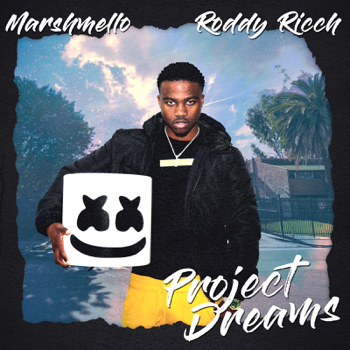 Marshmello & Roddy Ricch Project Dreams music review