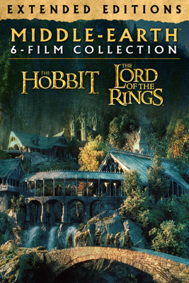 Middle-Earth Extended Editions 6-Film Collection Movie Synopsis, Reviews