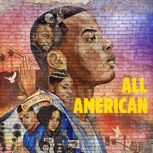 All American, Season 3 poster