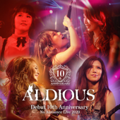 Aldious Debut 10th Anniversary No Audience Live 2020 Aldious - Aldious