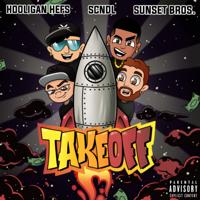 Hooligan Hefs, SCNDL & Sunset Bros - Take Off artwork