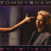 Tommy Shaw - Girls With Guns artwork