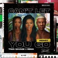 Stefflon Don, Tiwa Savage & Rema - Can't Let You Go (Remix) - Single