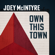 Joey McIntyre Own This Town free listening