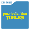 Multiplication Tables 1-2-3 - King Things