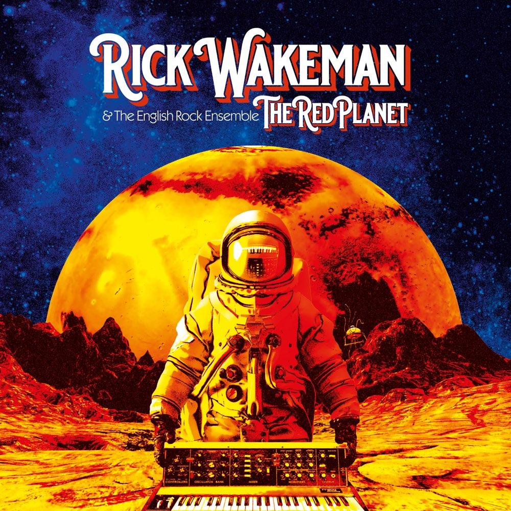 The Red Planet / Rick Wakeman