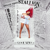 Cry Baby (feat. DaBaby) - Megan Thee Stallion Cover Art