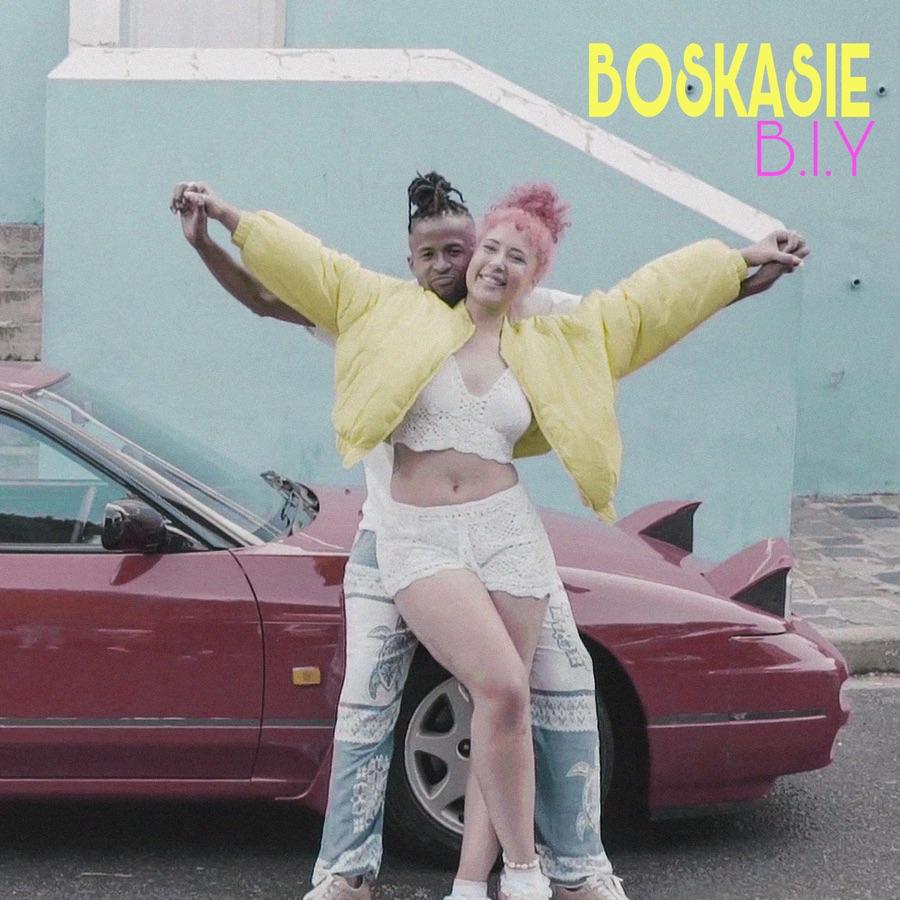 Boskasie - B.I.Y - Single