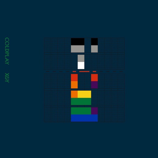 Art for Speed Of Sound by Coldplay