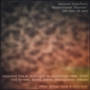 Eric Hall - Generic Repellent: Auscultated Terrene feat. Ellen Hilton Cook