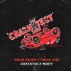 KAVALKADEN, Dicktator, Morty & Tunge Ivar - Crash Test 2021 artwork