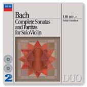 Arthur Grumiaux - Partita for Violin Solo No. 3 in E, BWV 1006: I. Preludio