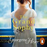 Georgette Heyer - The Grand Sophy artwork