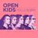 Open Kids - Стикером