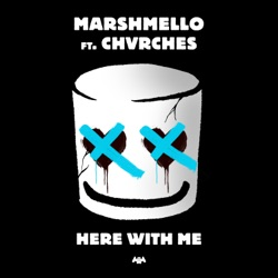 View album Here With Me (feat. CHVRCHES) - Single