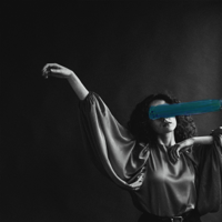 Holding Absence - Gravity artwork
