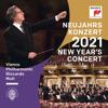 Riccardo Muti & Vienna Philharmonic - Neujahrskonzert 2021 / New Year's Concert 2021 / Concert du Nouvel An 2021  artwork