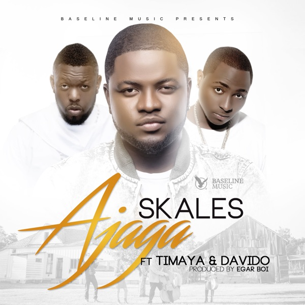 Ajaga (feat. Timaya & Davido) - Single