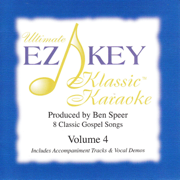 Karaoke Klassics Vol. 4 - Gospel Karaoke Singers