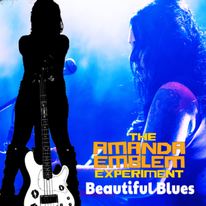 The Amanda Emblem Experiment - Beautiful Blues - EP