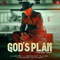 Hardeep Grewal - God's Plan (feat. Yeah Proof & Homeboy) - Single artwork