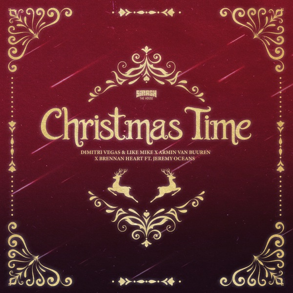 Christmas Time (feat. Jeremy Oceans) - Single