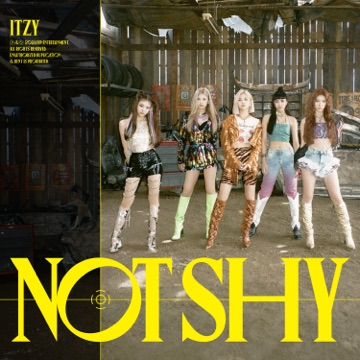 ITZY – Not Shy (English Ver.) – EP
