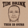 Tim Brink - This Is Ours