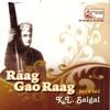 Raag Gao Raag Vol 1 2 Original Motion Picture Soundtrack