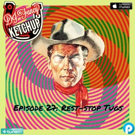 DJ Fancy Ketchup Country Music Podcast: Episode 27 Rest-stop