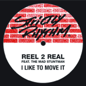 I Like to Move It - EP