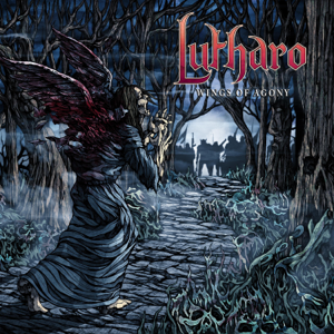 Lutharo - Wings of Agony - EP