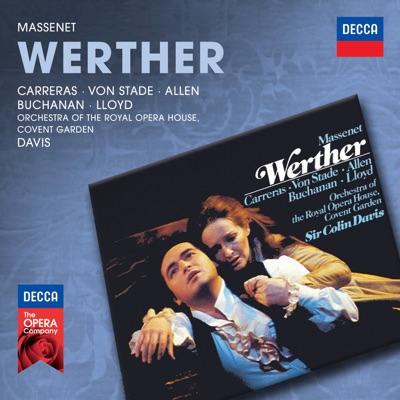 Massenet: Werther - Frederica Von Stade