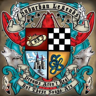 Dreams Aren't Real, But These Songs Are, Vol. 1 - EP - Suburban Legends